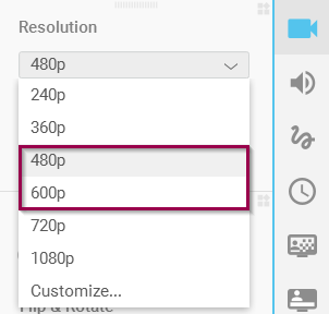 how to get rid of black bars resolution